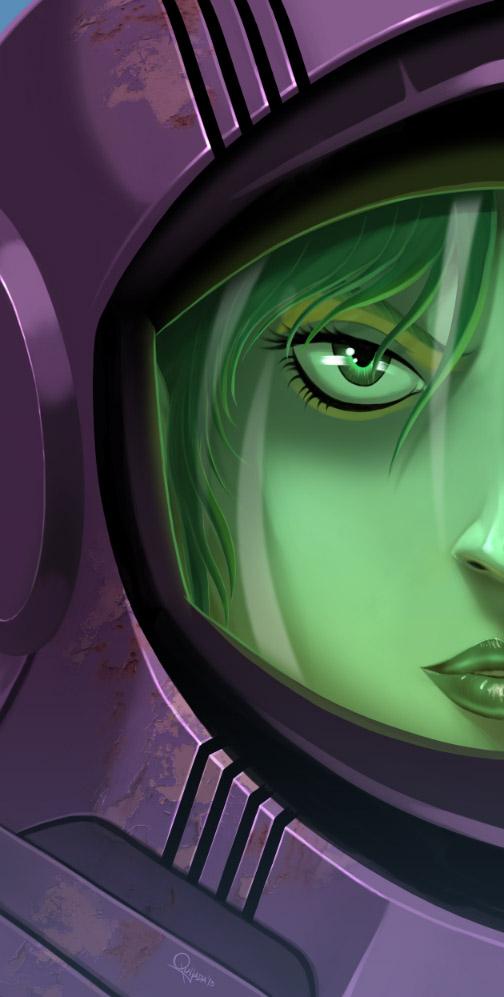 - Robotech - Miriya Parina by sergio-quijada
