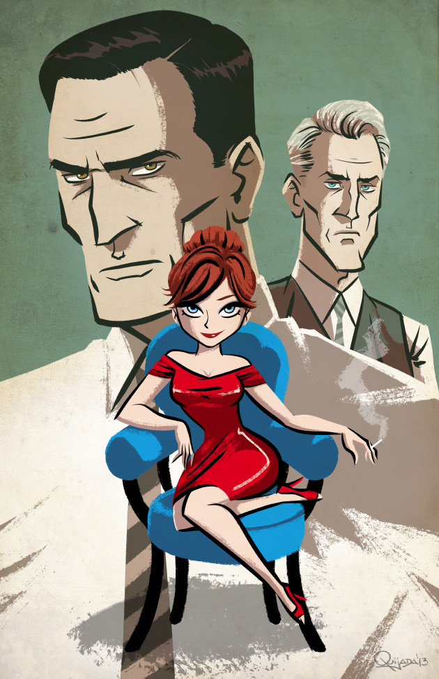- Mad Men - by sergio-quijada