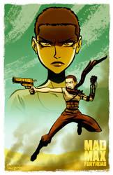 - Furiosa - Mad Max by sergio-quijada