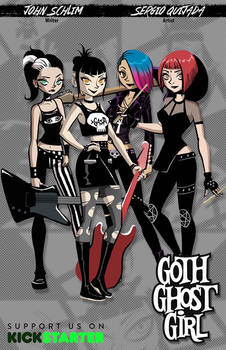 - Goth Ghost Girl - Kickstarter