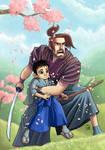 - Last Samurai - by sergio-quijada