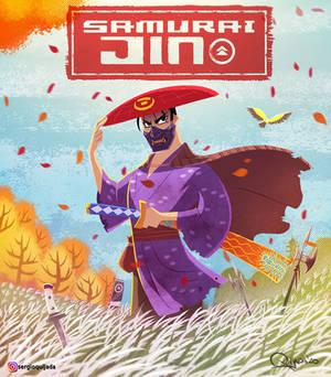 Samurai Jin - Ghost of Tsushima x Samurai Jack