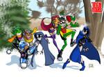 - Teen Titans Go -