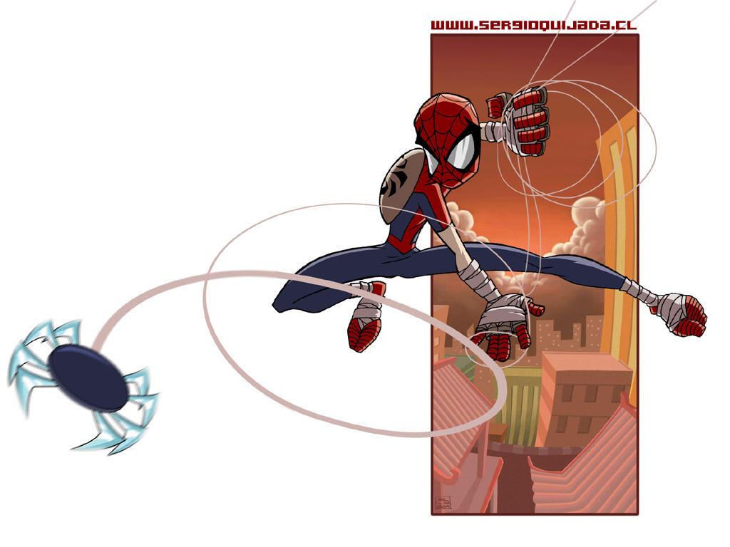 Spiderman - Mangaverse by Mangaverse Spider Man Wallpaper