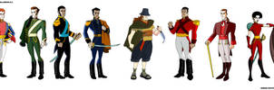- JUSTO - Characters design
