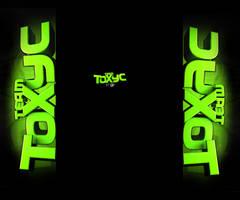 YT Background - Toxyc by IIGriPII
