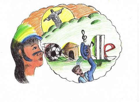 Doodle 4 Google - Brazil