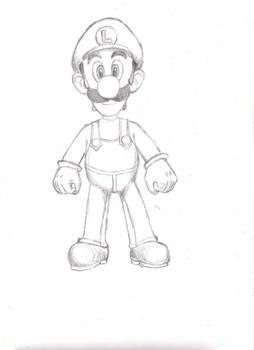 Luigi NWMBWii