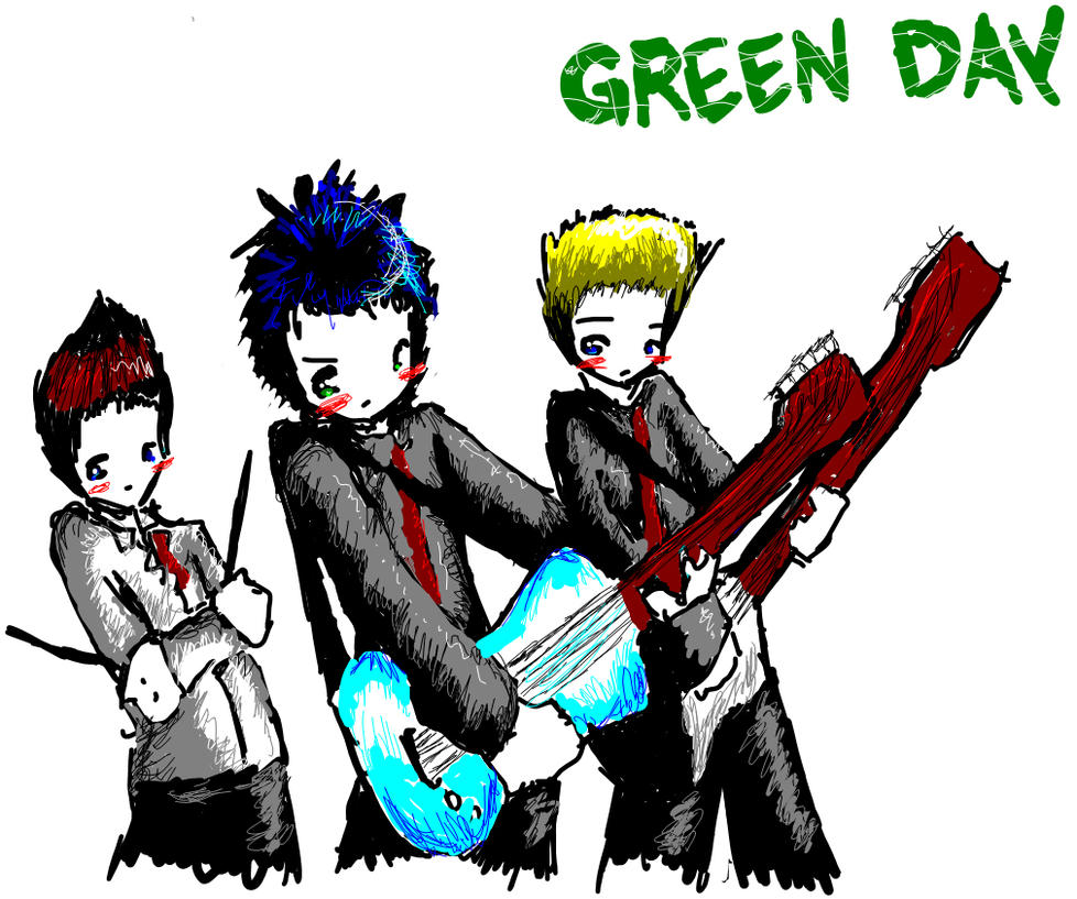 Green Day by Mujoukan