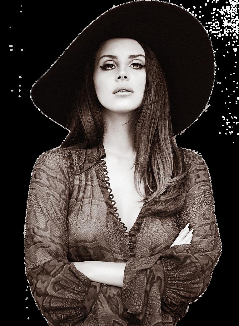 Lana del Rey PNG by maarcopngs on DeviantArt