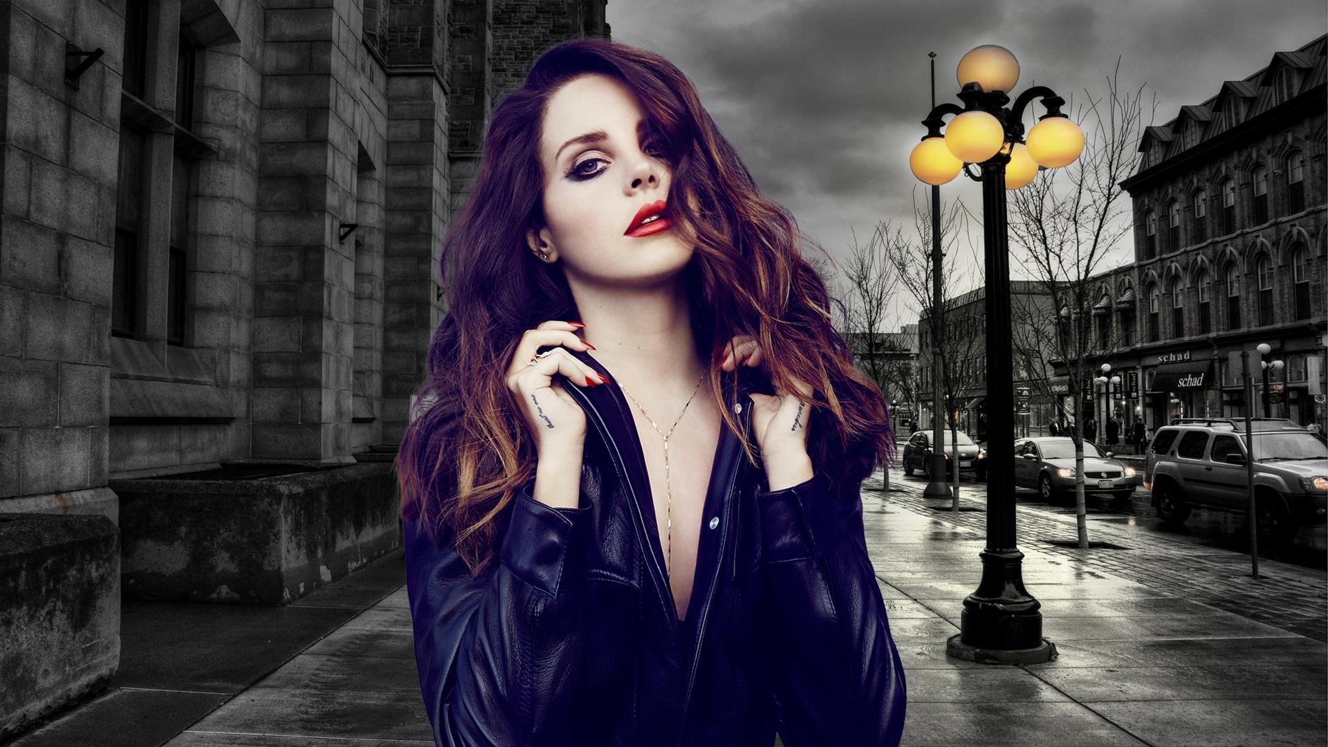 Elizabeth Woolridge Lizzy Grant d 21 Haziran 1985 New York City daha çok sahne adı olan Lana Del Rey ismi ile bilinen Amerikalı şarkıcı ve söz