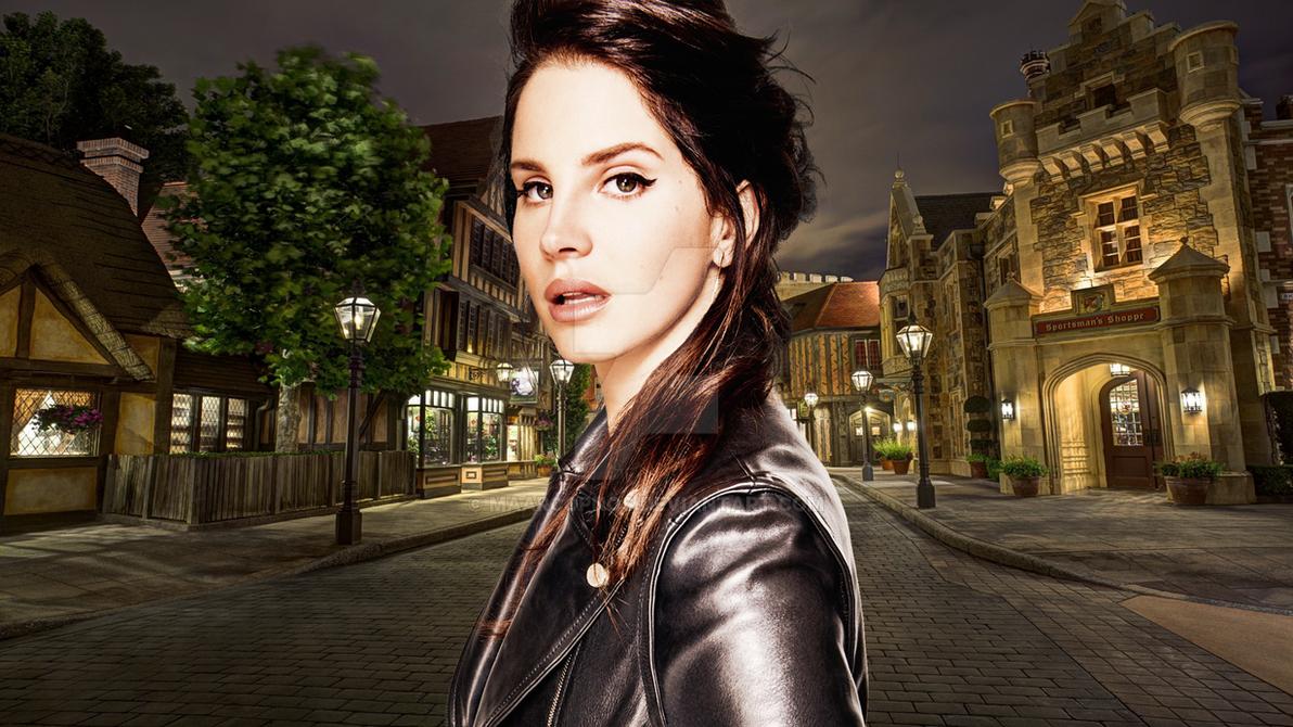Lana Del Rey Wallpaper Hd By Maarcopngs On Deviantart