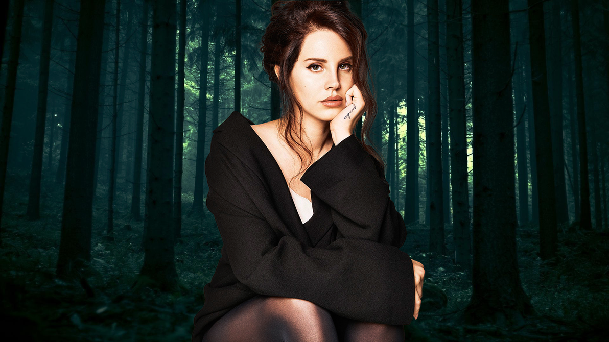 Lana Del Rey Wallpaper HD by maarcopngs on DeviantArt