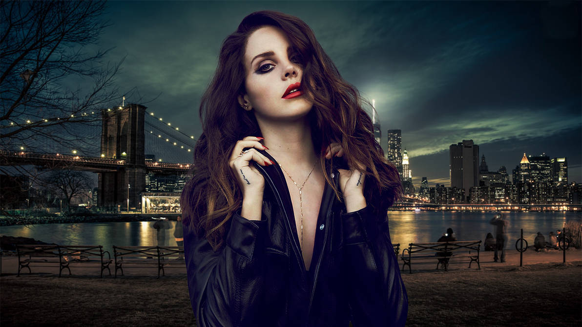 Lana Del Rey Wallpaper HD by maarcopngs ...