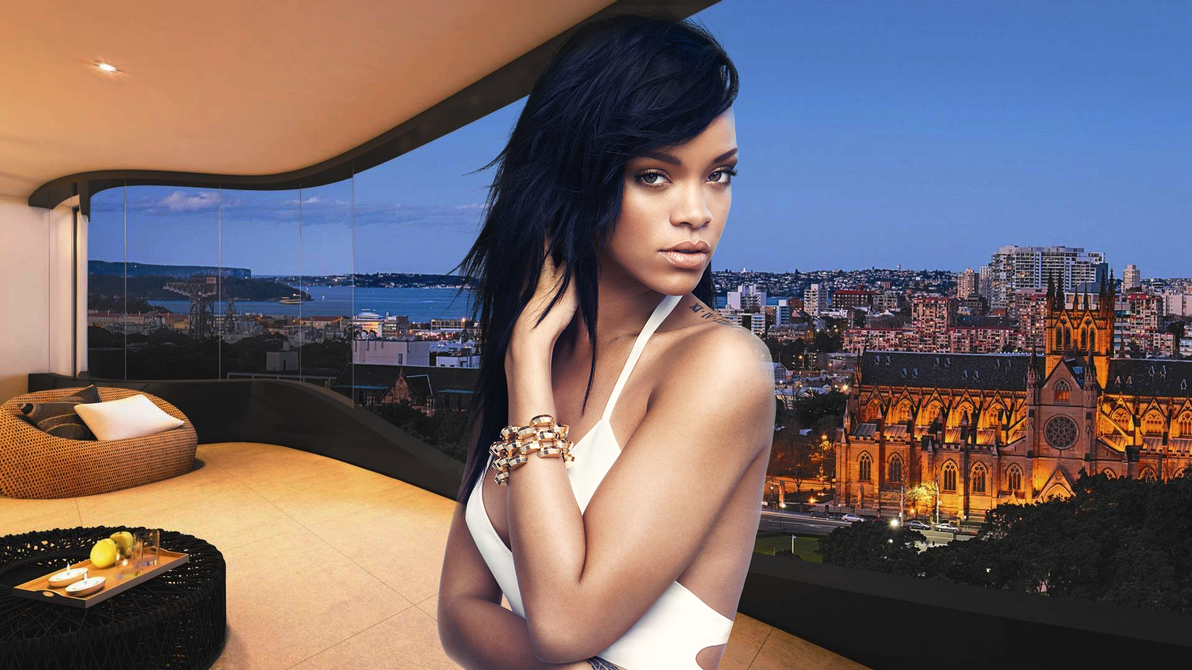 rihanna wallpaper hdmaarcopngs on deviantart