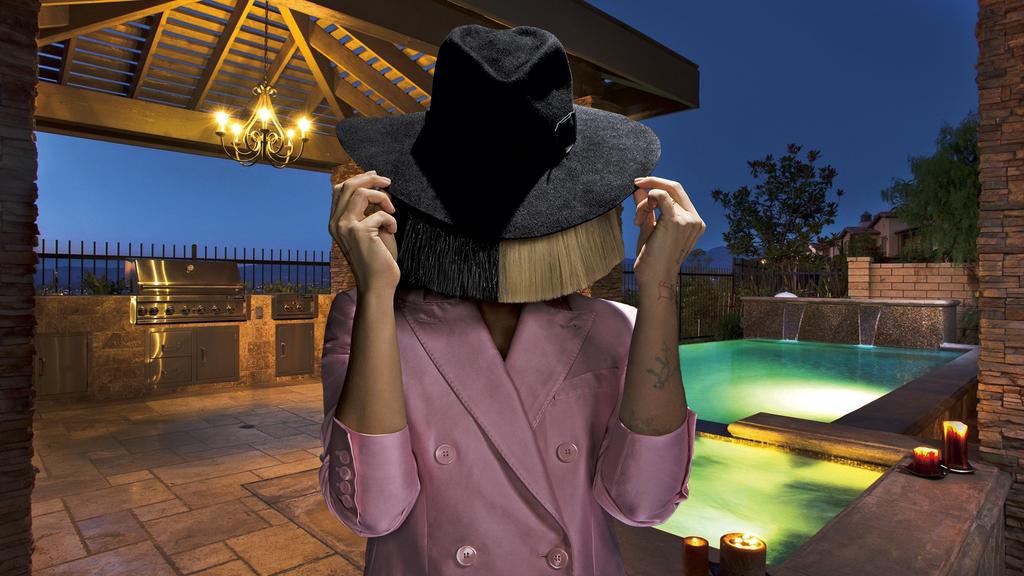 Sia Wallpaper HD By Maarcopngs