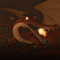 Smaug by mscorley