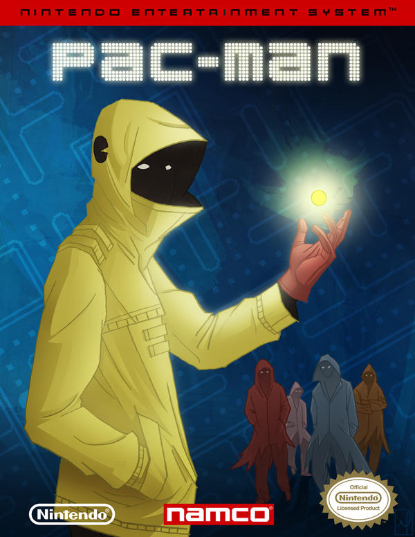 Pacman by mscorley