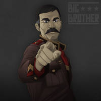 Big Brother by mscorley