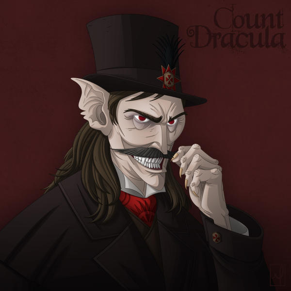 Count Dracula by mscorley