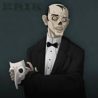 Erik by mscorley