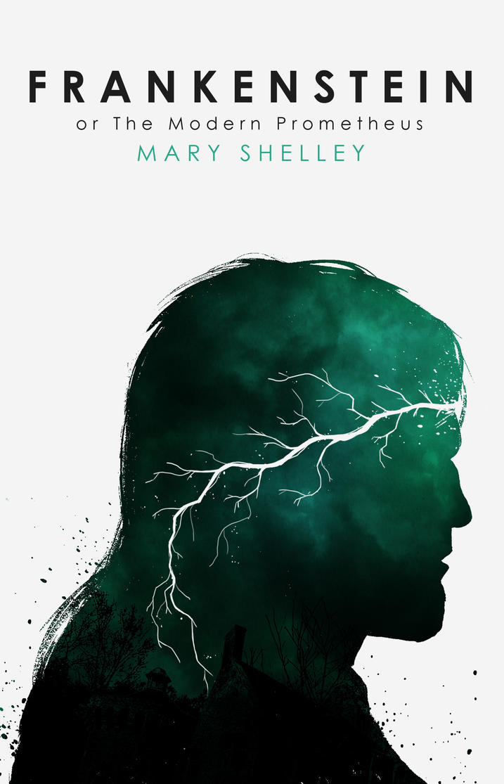 Frankenstein Cover by mscorley on DeviantArt