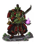 Hexblade Orc