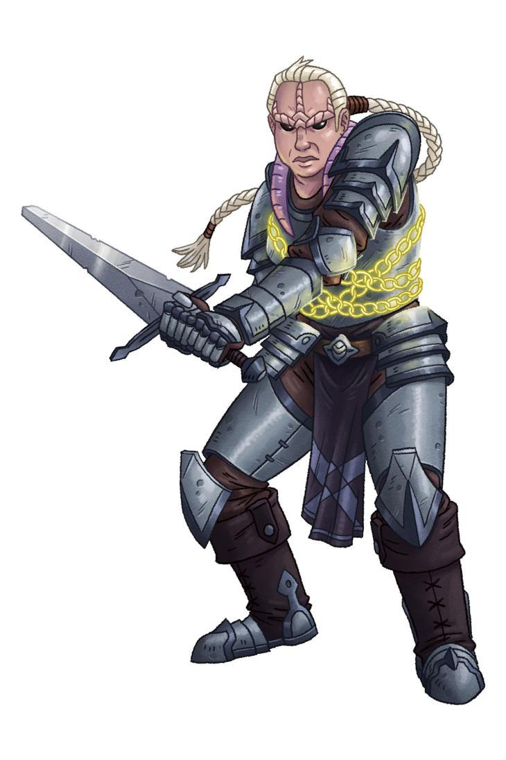 Pathfinder Warmind Noral by mscorley