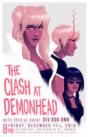 The Clash at Demonhead by mscorley