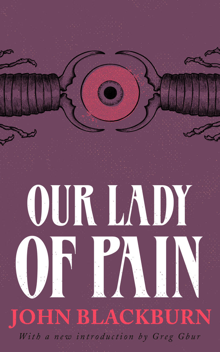 Our Lady of Pain by mscorley