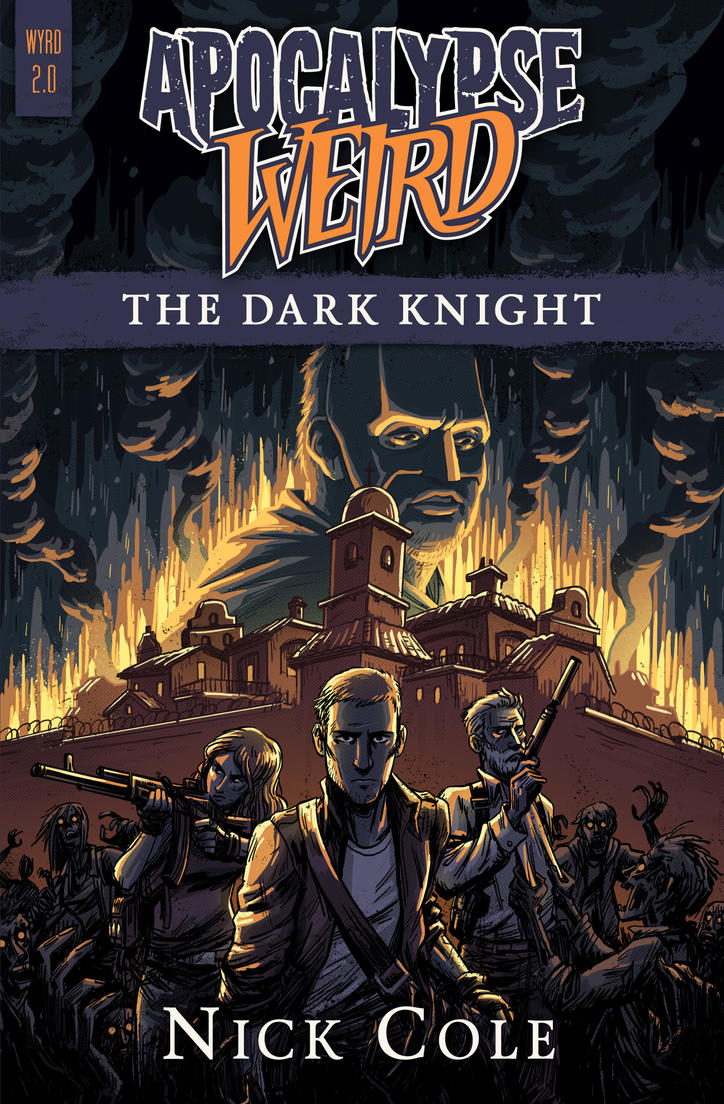 The Dark Knight by mscorley