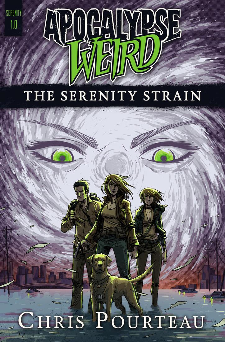 The Serenity Strain by mscorley
