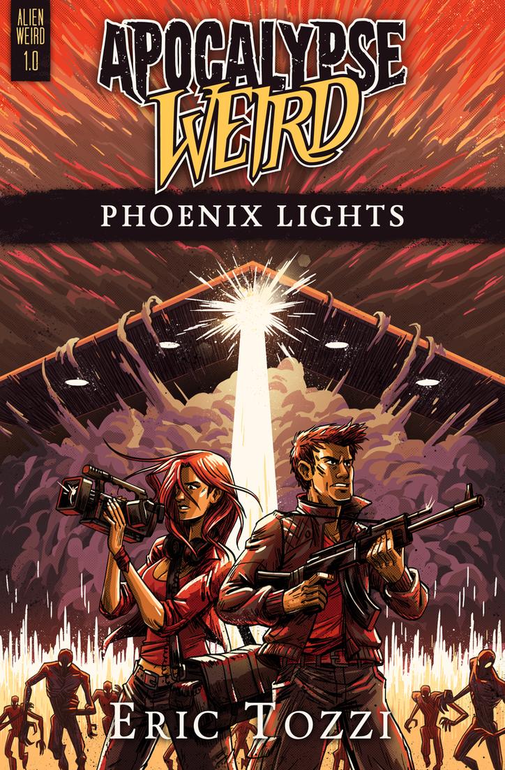 Phoenix Lights by mscorley
