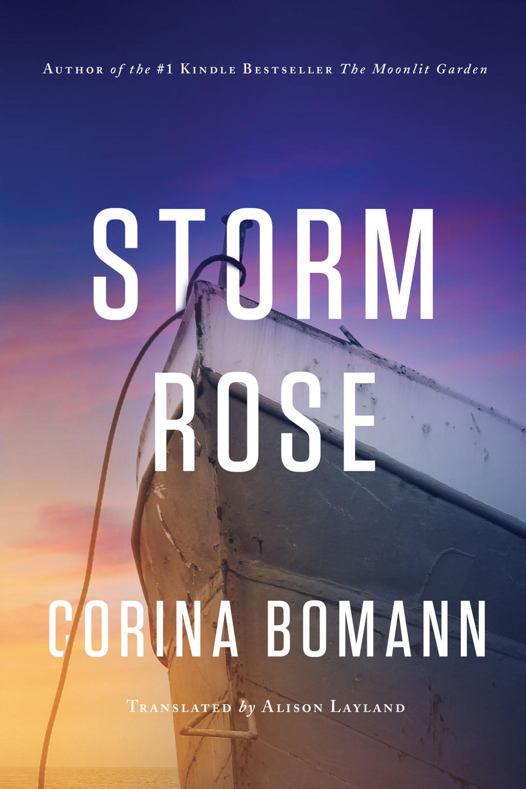 Storm Rose by mscorley