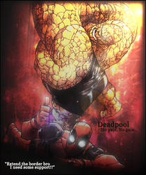Deadpool by demolibium