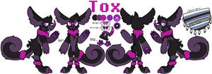 Tox (Official Chimeron MYO!) UPDATED