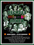 GGC Decades Dance Poster