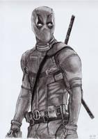 Deadpool by smokey-vee