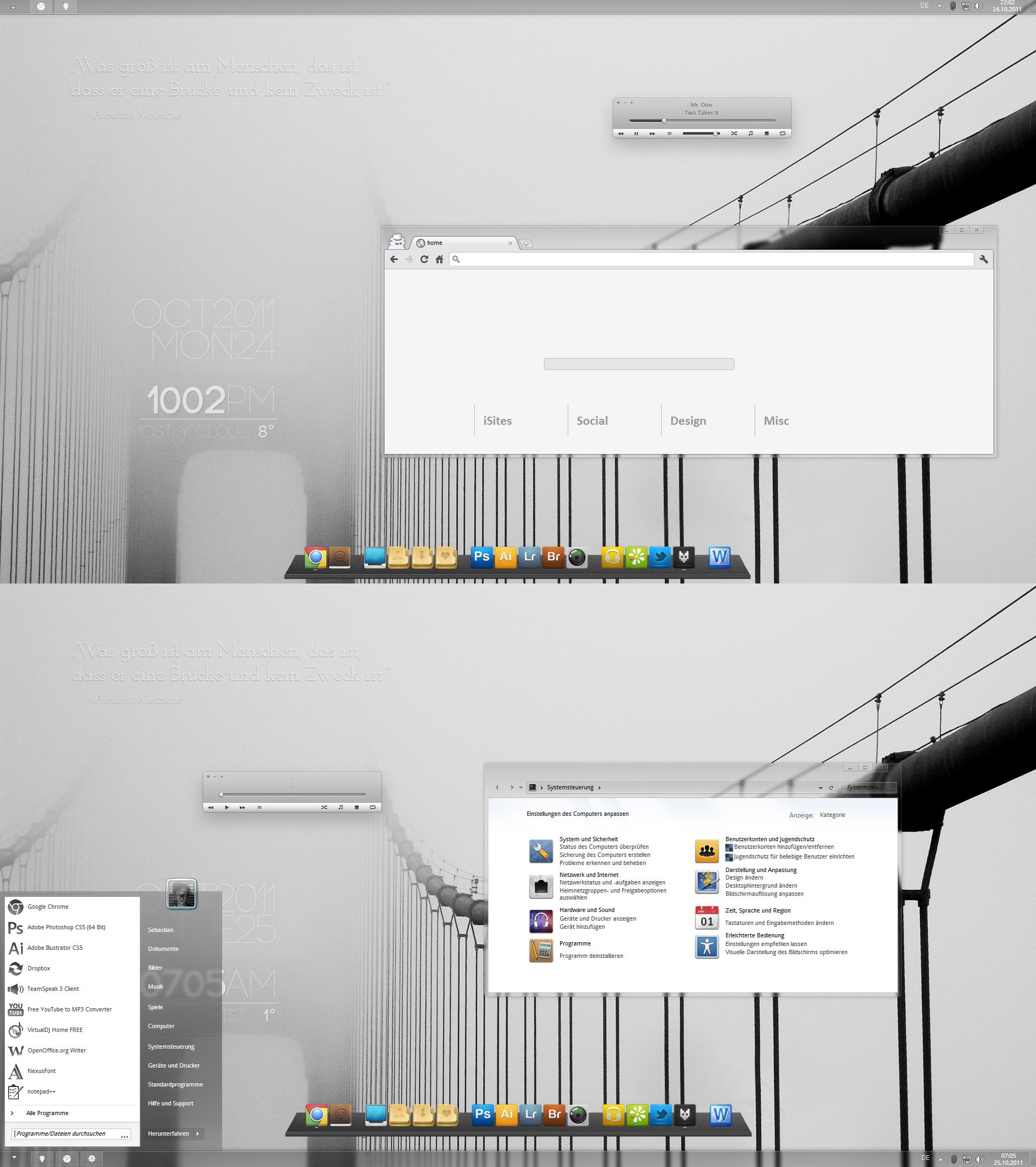 Nihilism Desktop by Momentanaufnahme