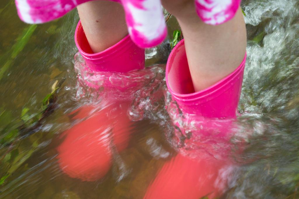 Oklahoma's Summer Flood by donnasueb