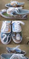 Miyazaki-Ghibli Shoes