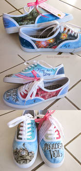 Pierce the Veil Shoes