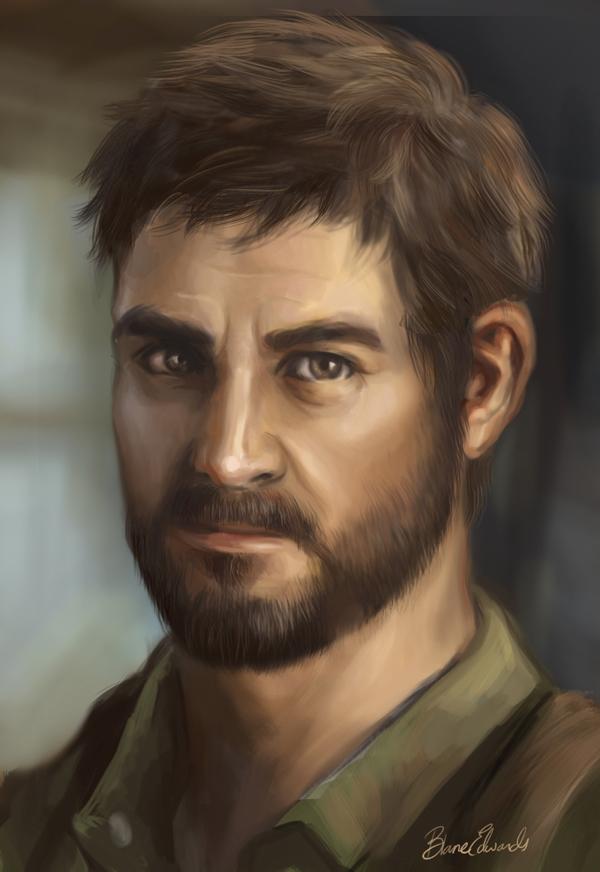 Joel The Last of Us by feavre on DeviantArt
