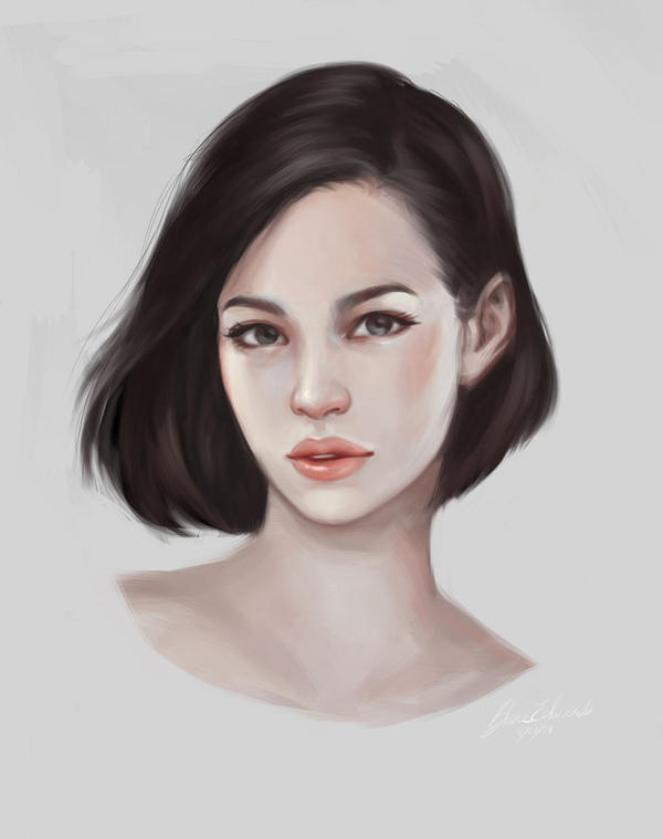 sketch by feavre