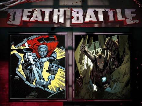 DEATH BATTLE Wishlist No.137
