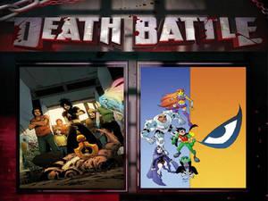 DEATH BATTLE Wishlist No.139