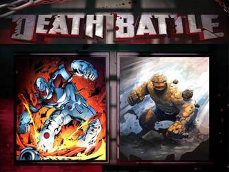 DEATH BATTLE Wishlist No.147