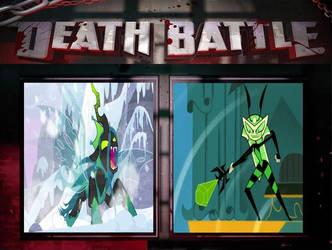 DEATH BATTLE Wishlist No.149