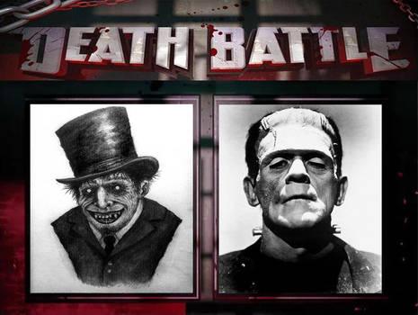 DEATH BATTLE Wishlist No.150