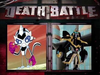 DEATH BATTLE Wishlist No.152